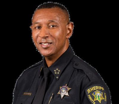 Sheriff Bobby F. Kimbrough, Jr