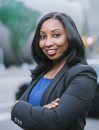 Jessica Holmes, candidate for NC Commissioner of Labor
