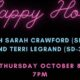 Mixing It Up with Terri LeGrand and Sarah Crawford